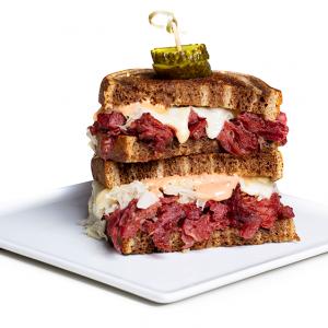 Corned Beef Reuben Sandwich Gary S Quicksteak