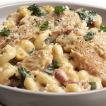 Tuscan Chicken with Cavatappi