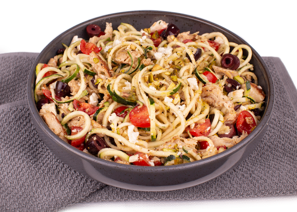 Chicken Zoodle Bowl